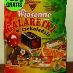 Galaretki w czekoladzie