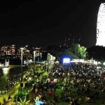 Nowy Rok 2011 w Brisbane