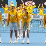 Australian Open. Tenisowe widowisko w Melbourne.