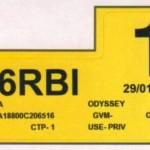 Moja Odyseja – odnowienie rejestracji samochodu w Australii
