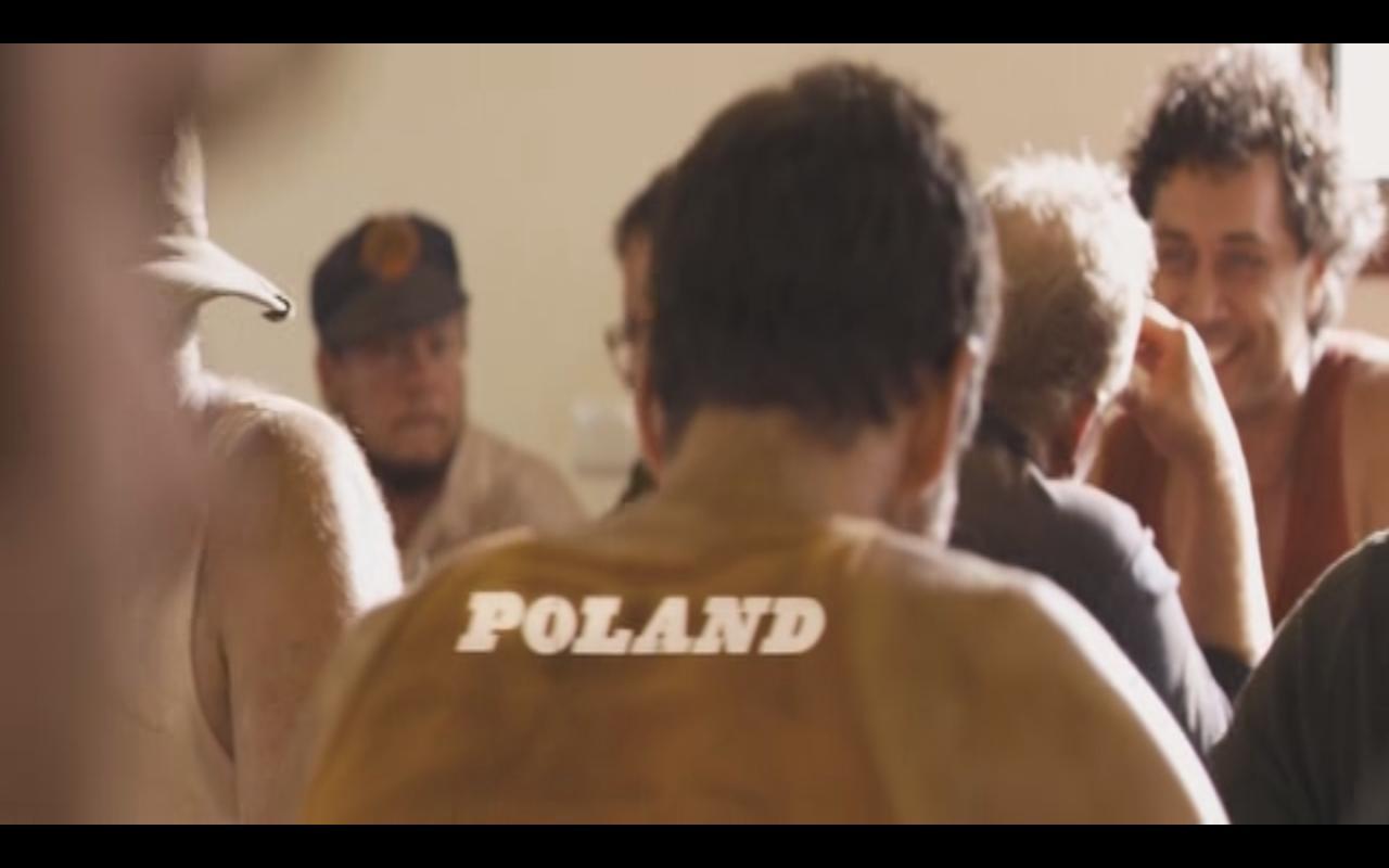 """""""Red Dog"""" film dla górników przylatujących do Australii ;)"""