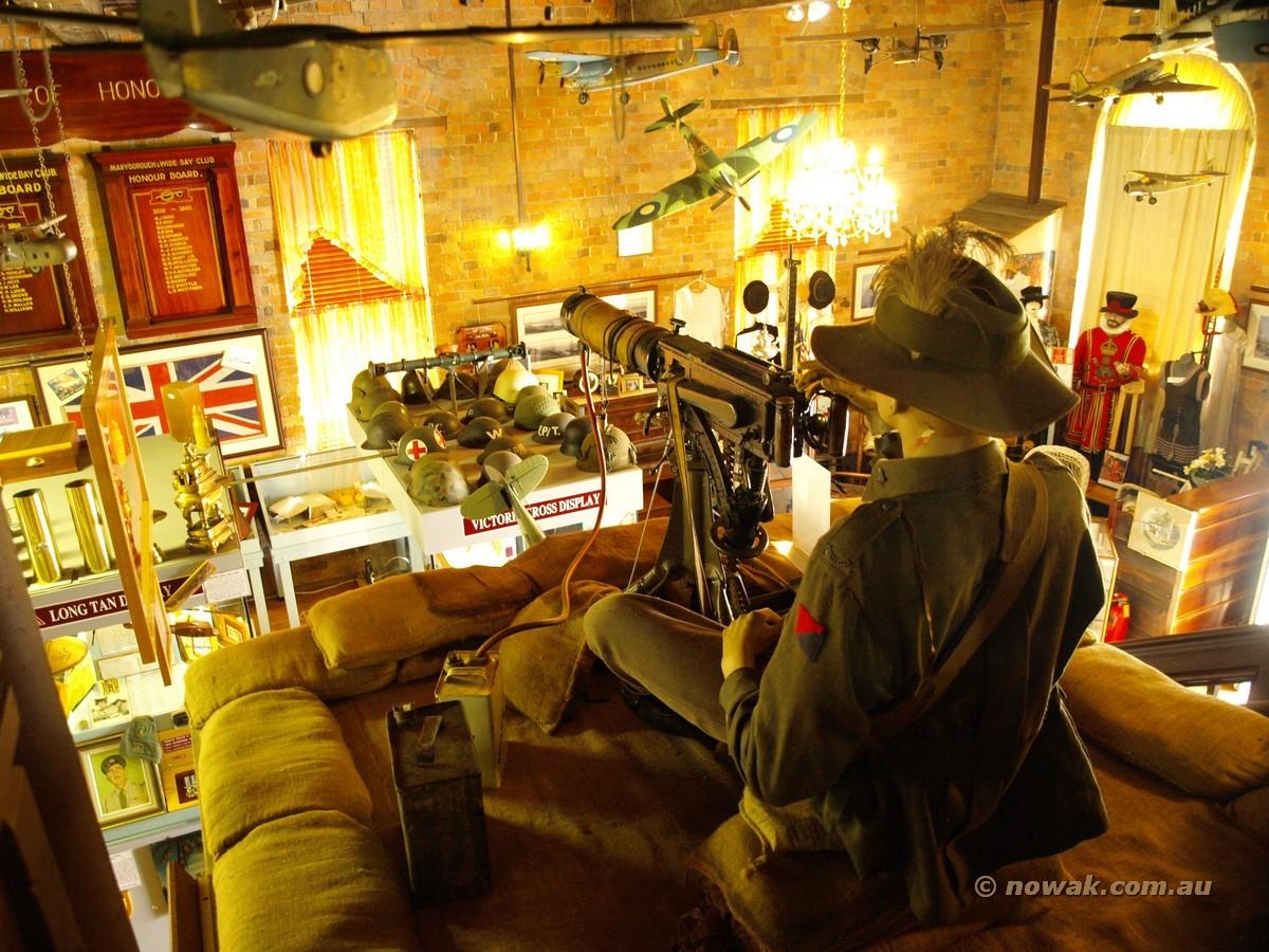 Muzeum wojskowe w Maryborough