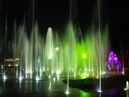 Hervey Bay WetSide – fontanna do kąpania
