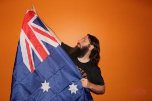 nowak-i-flaga-australii